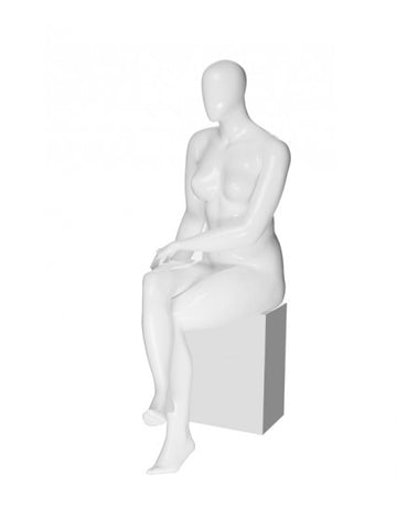 Plus Size Female Mannequin - J5