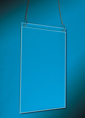 Poster Sign Holder - Hanging