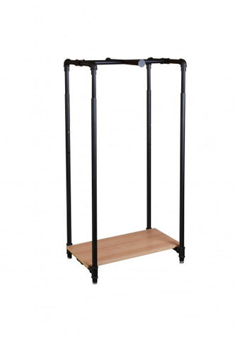 Pipeline - Garment Rack Small