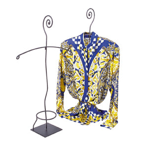 Blouse Displayer with Scroll Top