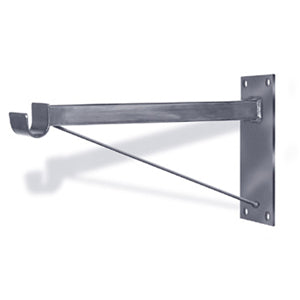 "12"" Straight Wall Bracket"