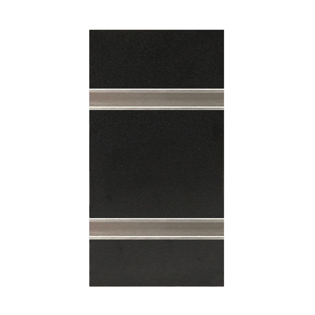 slatwall black with metal inserts
