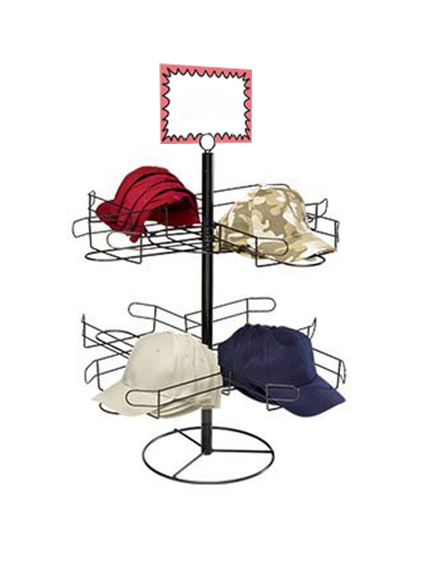 Cap Rack 2 Tier