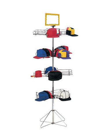 Cap Rack Chrome