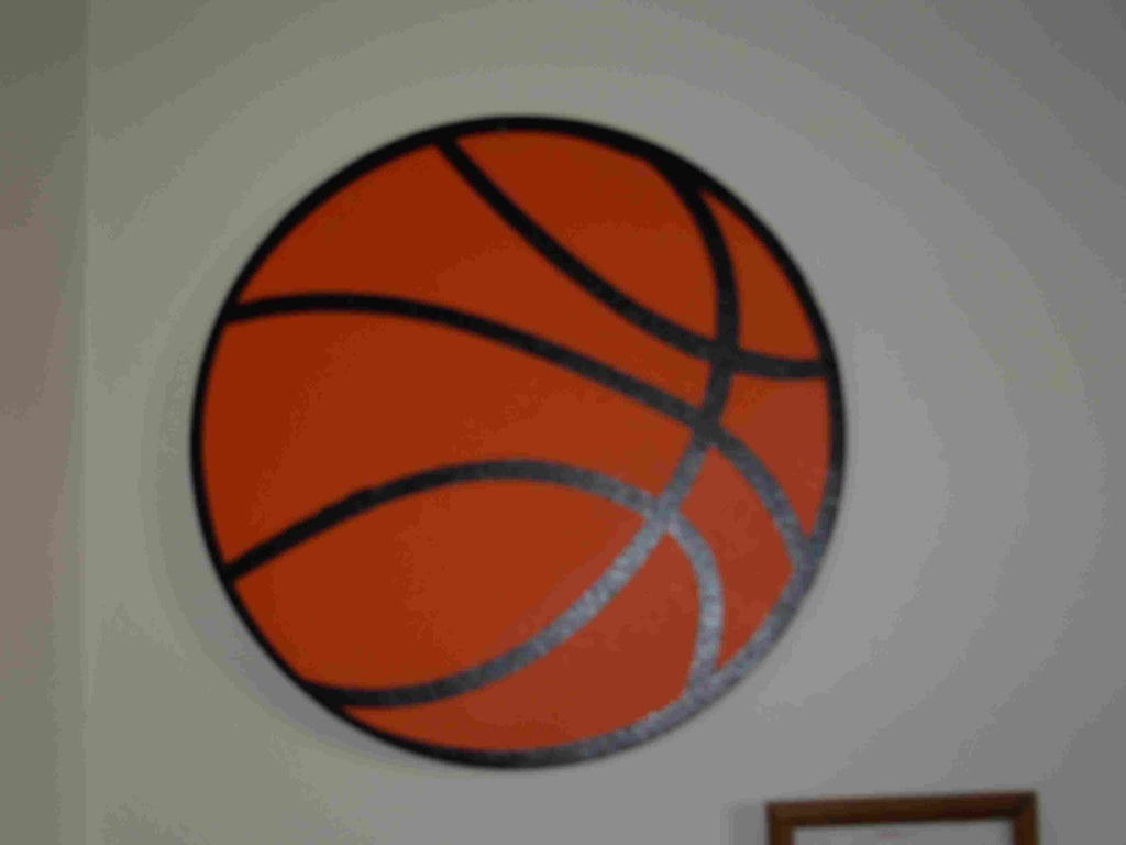 Corkboard Basketball