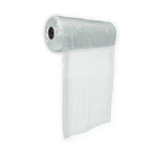 "Extra Heavy Weight Garment Bags on Roll- 54"" Long"