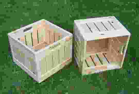 Image of Wood Crates