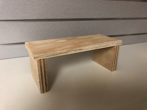 Image of Wood Shoe Riser Flat