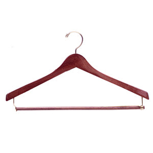 H100 Series - Wood Suit Hanger