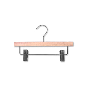 "Image of Wood Pant & Skirt Hanger - 14"" or 10"" - Many Colors"