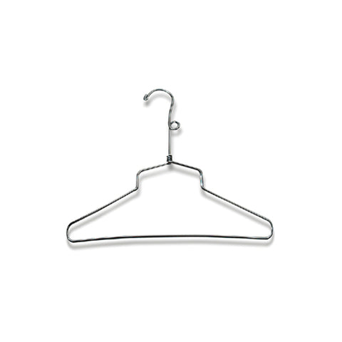 Image of Chrome Shirt & Dress Hanger - multiple sizes