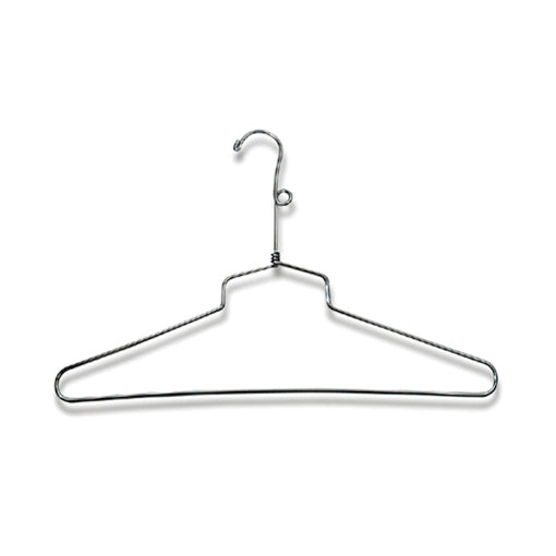 Chrome Shirt & Dress Hanger - multiple sizes