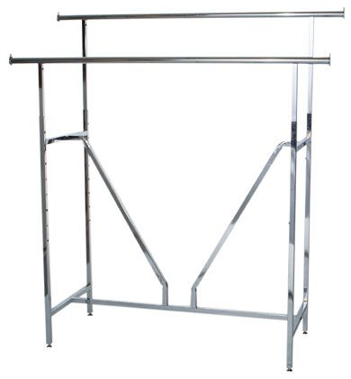 Adjustable Double Rack