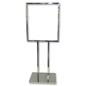 Heavy Weight Bulletin Sign Holder