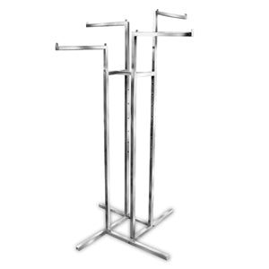 4 Way Adjustable Rack- 4 Straight Arms