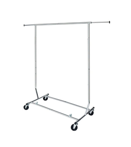 Image of economy rolling rack