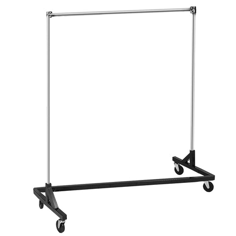 Heavy Duty Clothing Rack with wheels