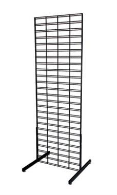 Slat Grid Single Panel