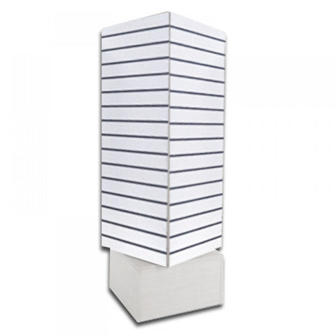 Revolving Slatwall Tower - Large