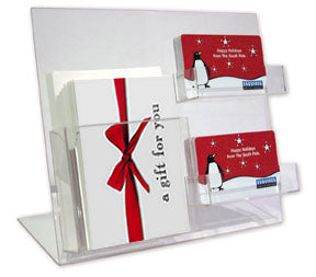 White Double Card / Envelope