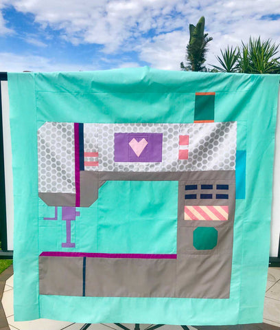 Oh The Possibilities Quilt Tester - Sumaiya