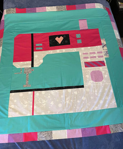 Oh the Possibilities Quilt Tester - Stephanie