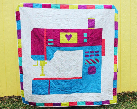 Oh the Possibilities Quilt Tester - Amanda