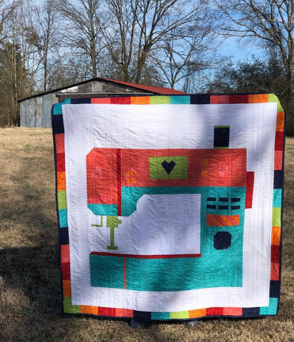 Oh the Possibilities Quilt Tester - Ursula
