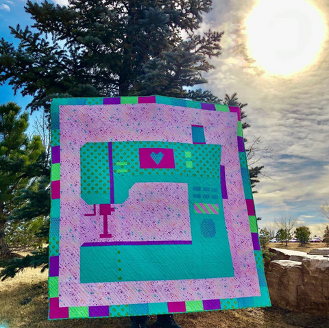Oh the Possibilities Quilt Tester - Wendy