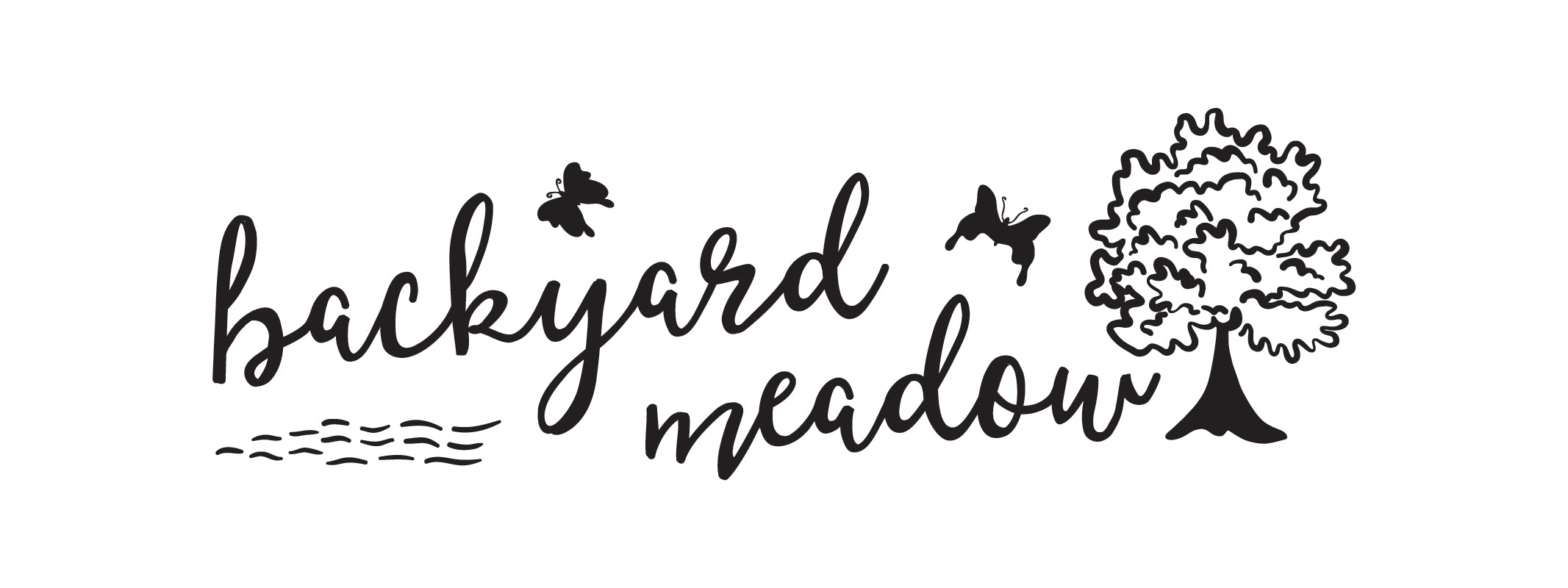 Backyard Meadow Logo