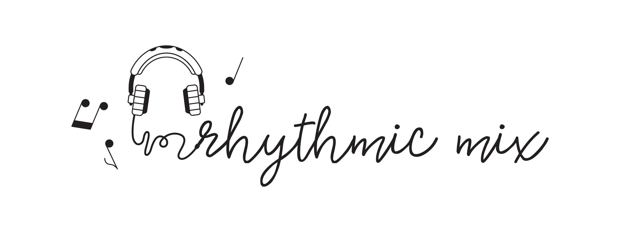 Rhythmic Mix Logo