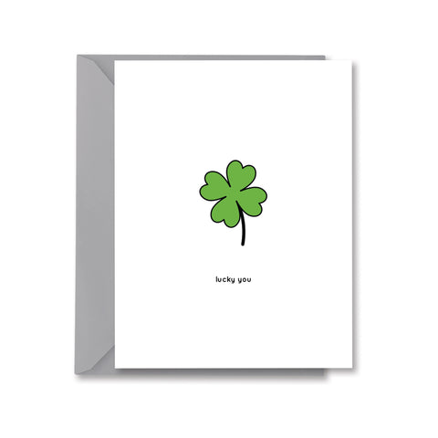 Lucky You Card