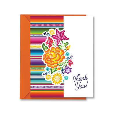 Thank you Greeting Card by kelly renay