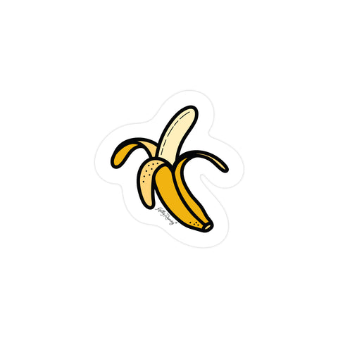 Banana Sticker