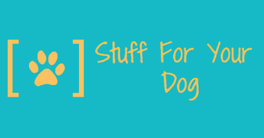 Stuff For Your Dog
