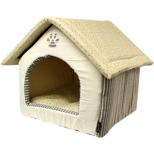 Parisian Pet Almond Plush Dog House