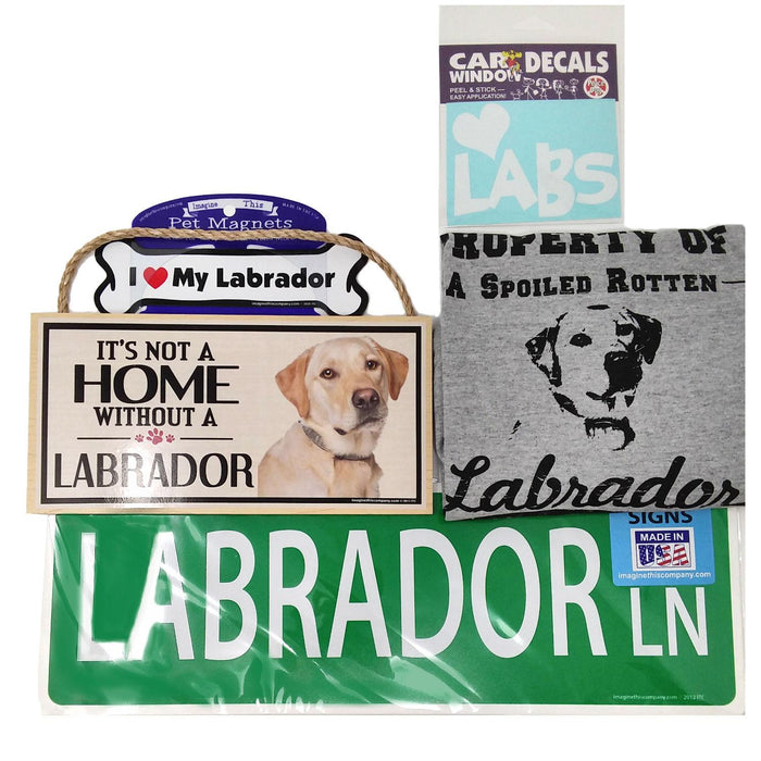 Breed Gift Box - Labrador