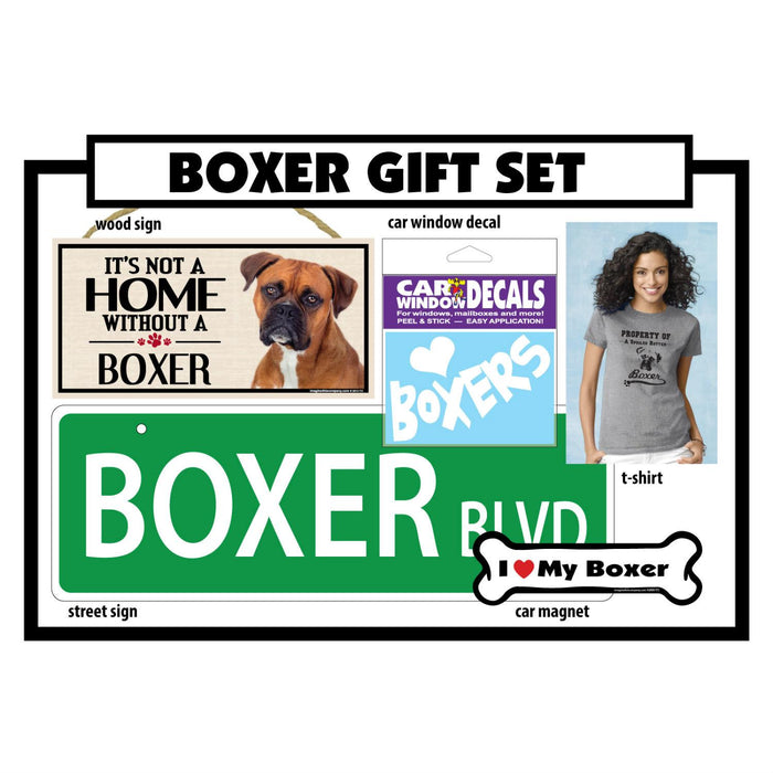 Breed Gift Box - Boxer