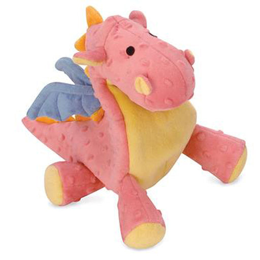 goDog Dragons Tough Plush Doggie Toy
