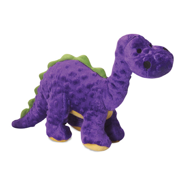 goDog Dino Bruto with Chew Guard Doggie Toy