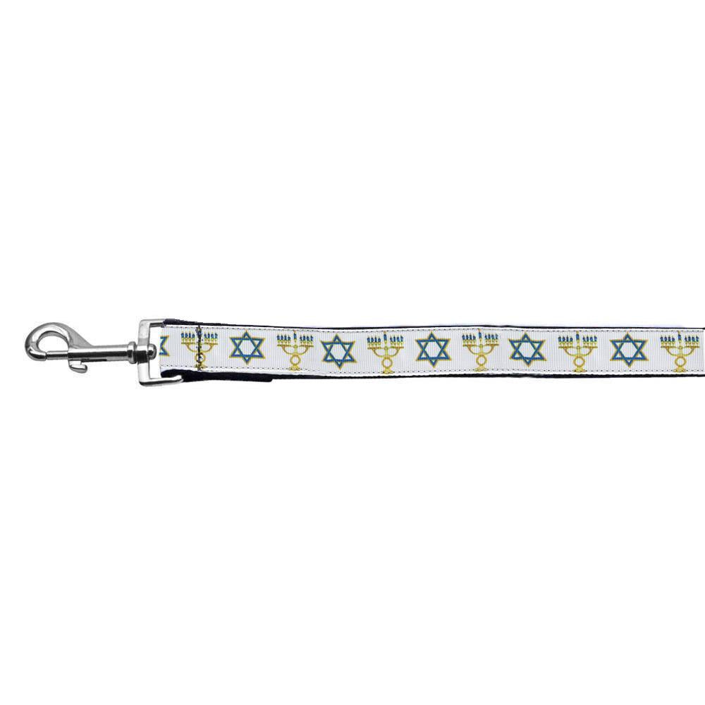 Jewish Traditions Nylon Dog Leash