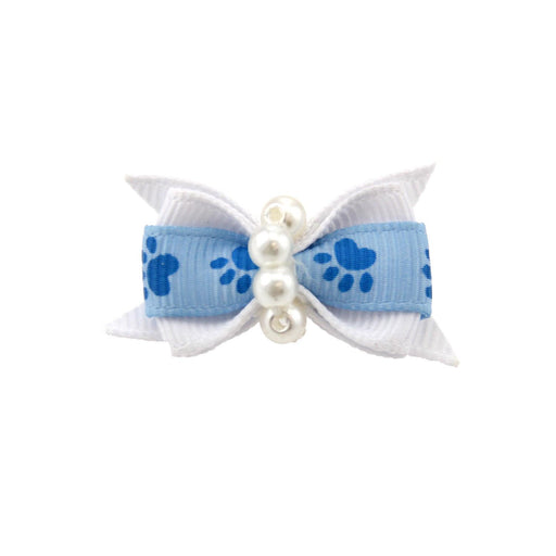 Paw Dog Bow