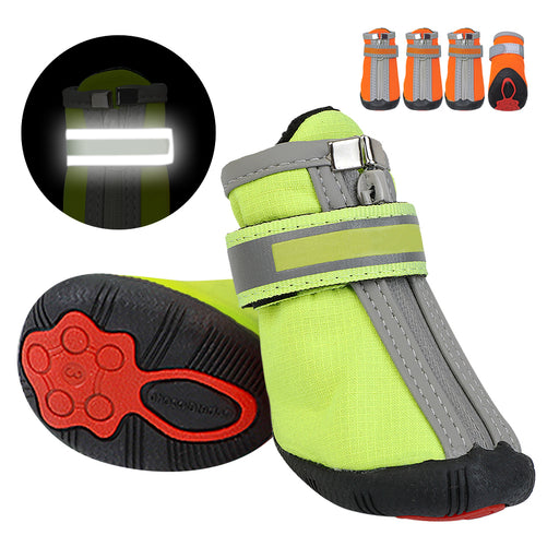 Waterproof Reflective Paw Protectors