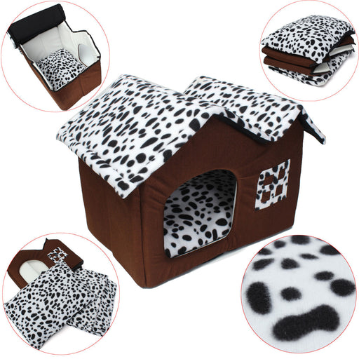 Portable Luxury Dog Bed