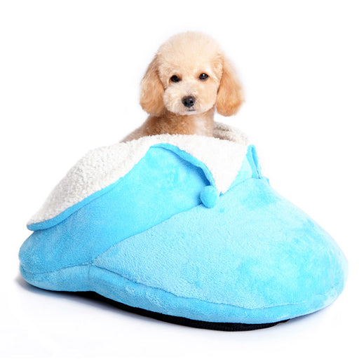 The Doggie Slipper Bed