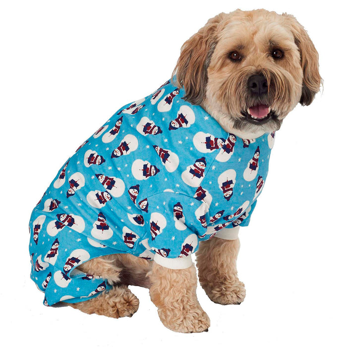 Snowman Dog Pajamas