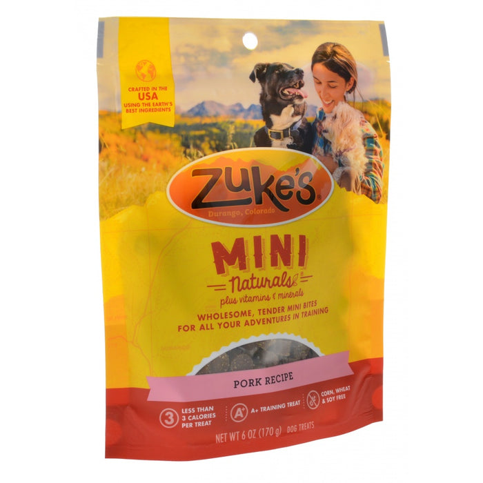 Zuke's Mini Naturals Moist Dog Treats