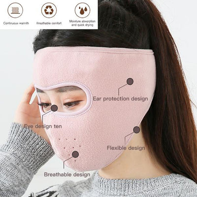 New Autumn Winter Dust-Proof Cover Sports Cold Mask Male Hiking Hood Riding Bib Face Mask