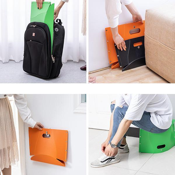 Excellent Multi Functional Folding Fishing Step Stool Portable Plastic Foldable Flat Chair Evergreenethics Interior Chair Design Evergreenethicsorg