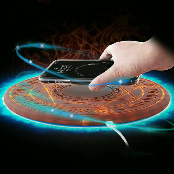 New Magic Array Wireless Charger, Extra Discount & FREE SHIPPING for 2+